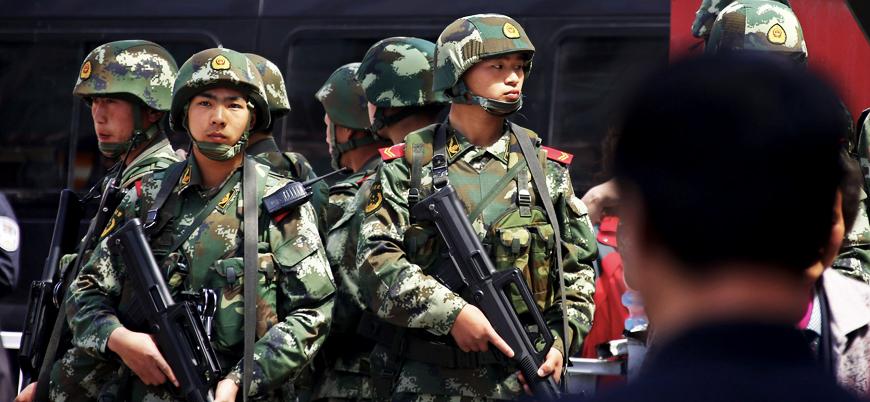"""""""Çin'in toplama kamplarındaki Doğu Türkistanlı sayısı 3 milyonu buldu"""""""
