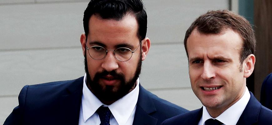 Macron'un eski korumasına soruşturma