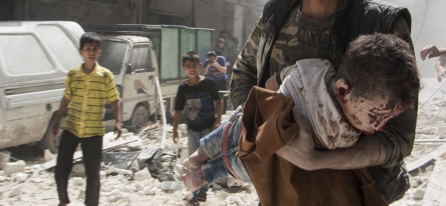 Çatışma bölgelerinde çocuklara yönelik şiddet 3 kat arttı