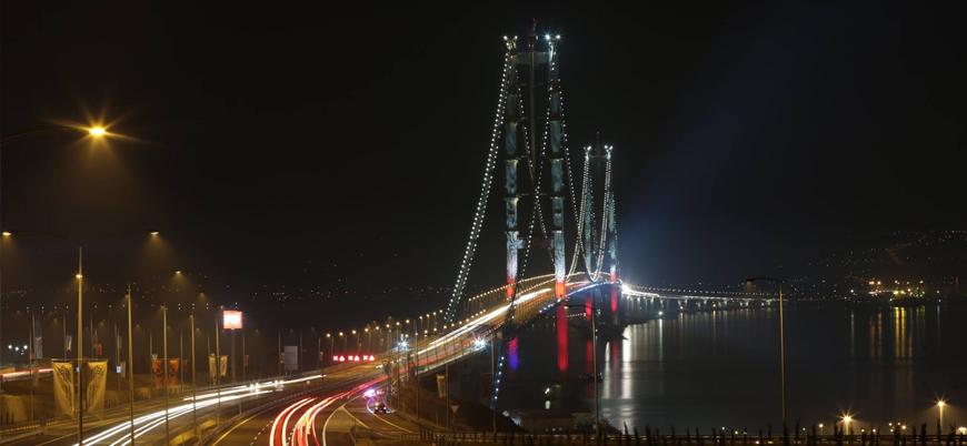 Osmangazi Köprüsü geçiş ücretine zam yapıldı