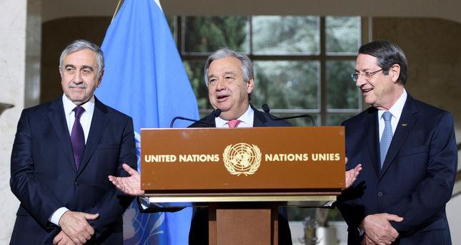 BM Genel Sekreteri: Kıbrıs'ta çözüme yaklaşılıyor