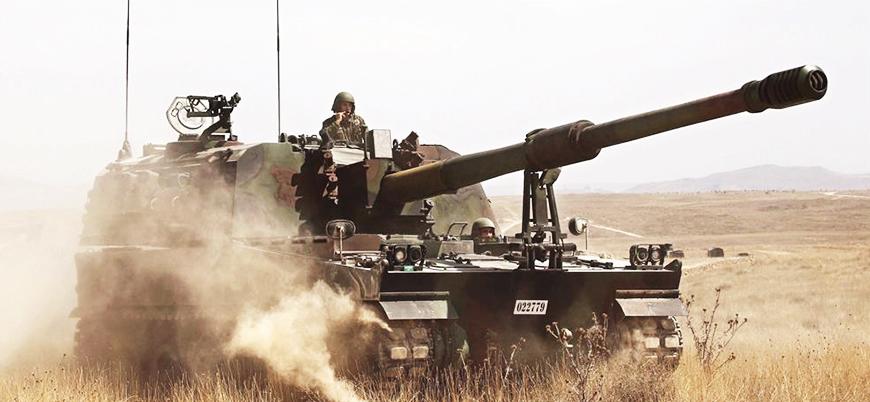 Türk topçusunun omurgası: 'Howitzer'