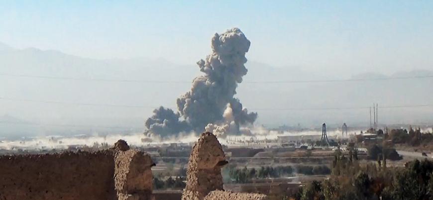Afganistan'da askeri üsse bomba yüklü araç saldırısı