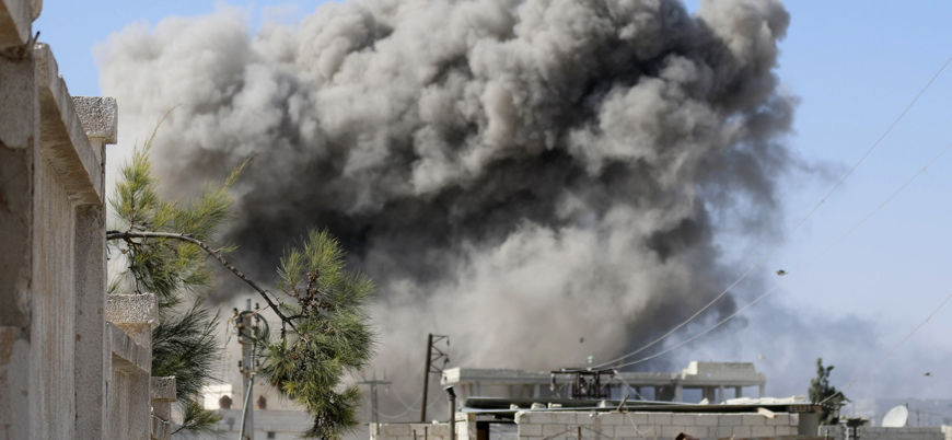 Esed rejimi Hama'nın kuzeyinde sivilleri vurdu