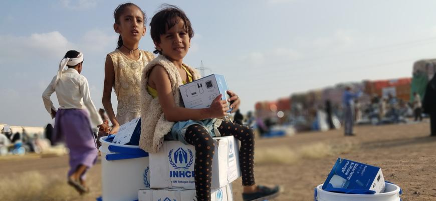 BM Yemen'e gıda yardımını askıya aldı