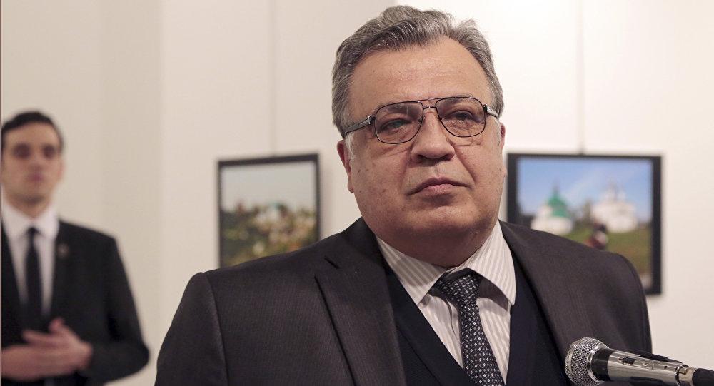 Karlov suikasti için 3 müfettiş atandı