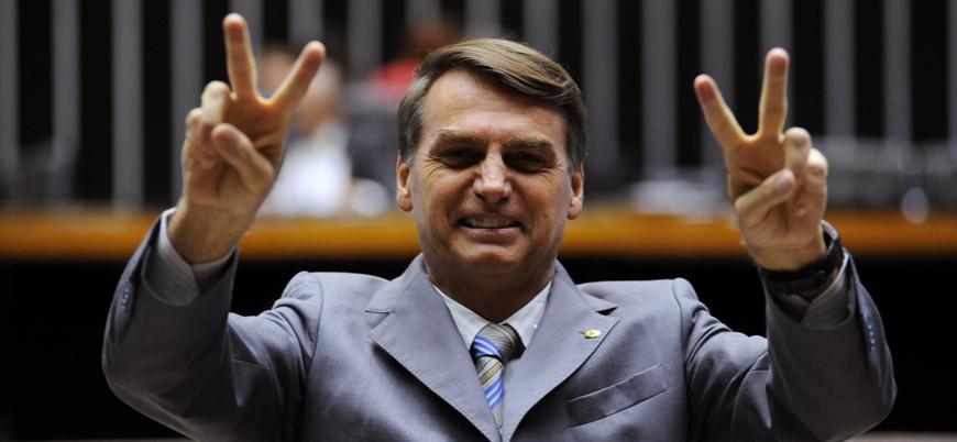 """""""Brezilya'da Sol ideolojiye karşı mücadele başlayacak, ahlak kuralları yeniden geçerli kılınacak"""""""
