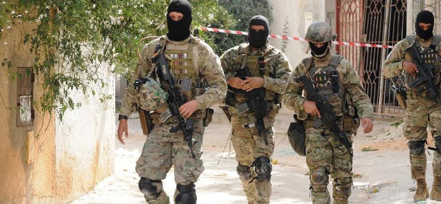 Tunus'ta IŞİD'e operasyon: 5 ölü