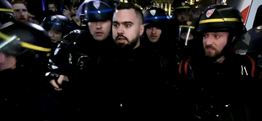Sarı Yelekliler'in lideri Drouet gözaltına alındı