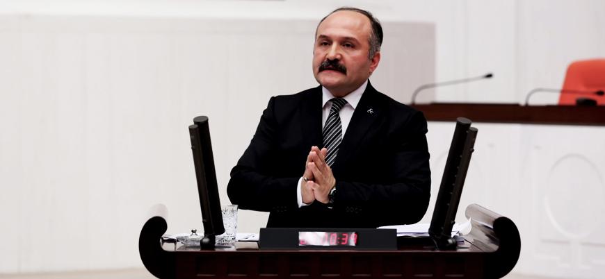 Cumhur İttifakı hakkında konuşan MHP'li Erhan Usta disipline sevk edildi