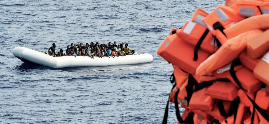 2018 yılında Akdeniz'de ölen göçmen sayısı iki bini aştı