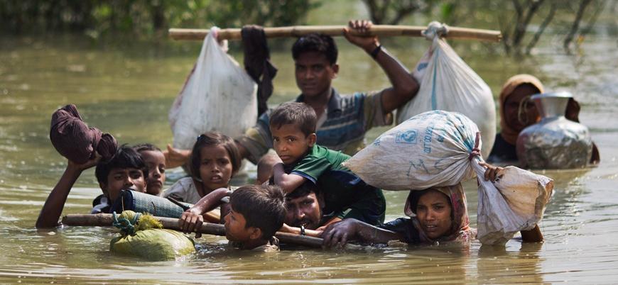 Hindistan Arakanlı mültecileri Myanmar'a geri gönderiyor