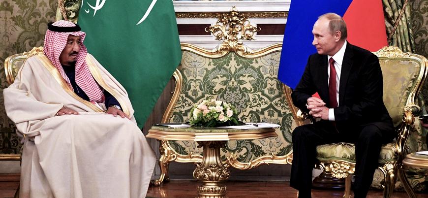 Suudi Arabistan'dan Rusya'ya taziye mesajı