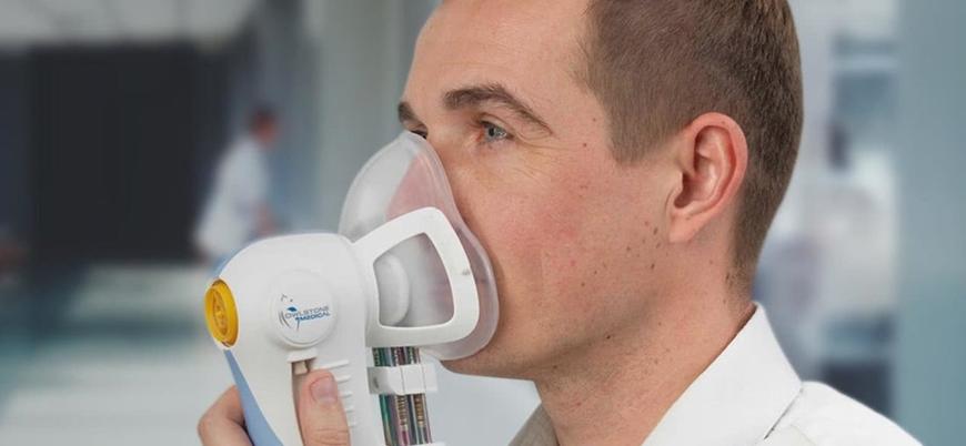 İngiltere'de kanseri erken tespit edebilen nefes testi deneniyor