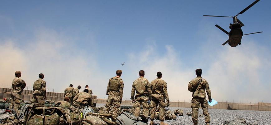 ABD Afganistan'daki askerlerinin yarısını çekecek