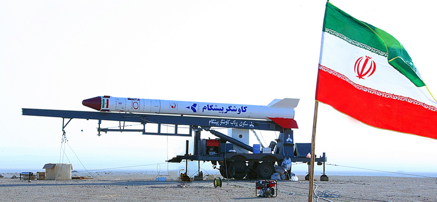 """ABD'den İran'a """"kıtalararası balistik füze"""" uyarısı"""