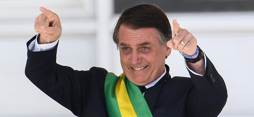 Brezilya yeni devlet başkanından 'ülkesinde Amerikan üssü' sinyali