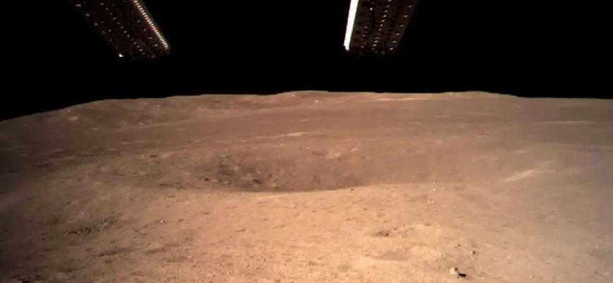 Çin uzay aracını Ay'ın görünmeyen yüzüne indiren ilk ülke oldu