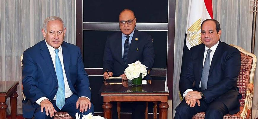 Sisi duyurdu: Mısır Sina'da İsrail ile ortak operasyon yürütüyor