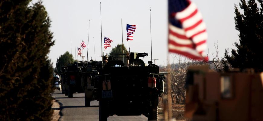 """""""ABD'nin Suriye'den çekilme takvimi belli değil"""""""
