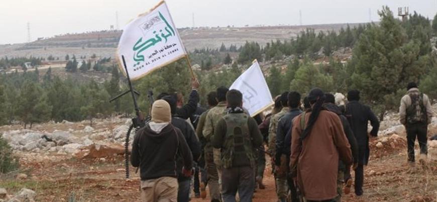 Suriye'nin kuzeyinde iç çatışma bitti: Nureddin Zenki hareketi sona erdi