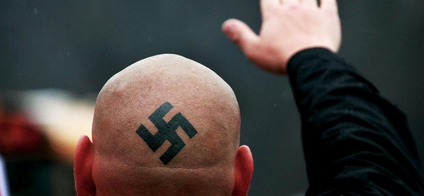 """""""Almanya'da Neo-Naziler sokaklarda devriye geziyor"""""""