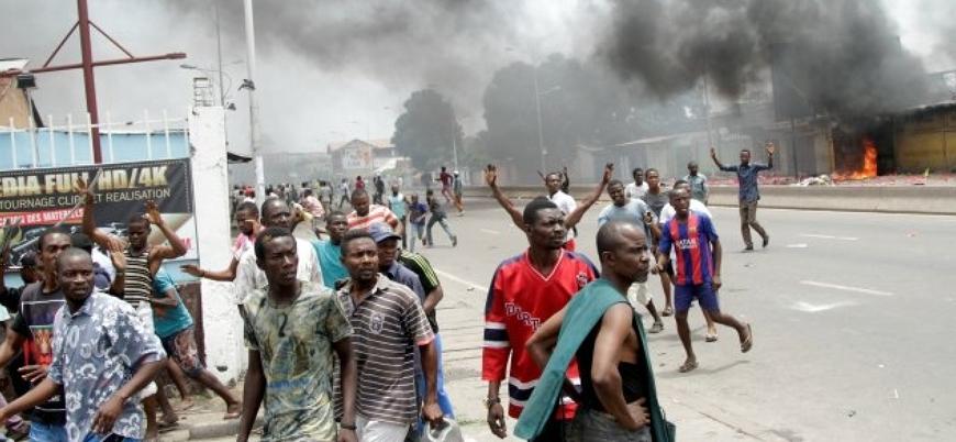 ABD 'büyükelçiliğini korumak üzere' Kongo'ya 80 asker gönderdi