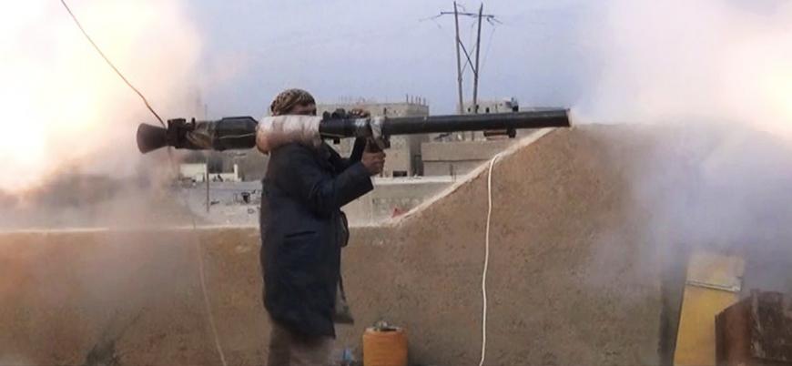 IŞİD Suriye'de İngiliz güçlerini vurdu: 2 asker ağır yaralı