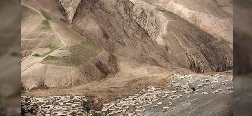 Afganistan'da altın madeninde meydana gelen toprak kaymasında 30 işçi öldü