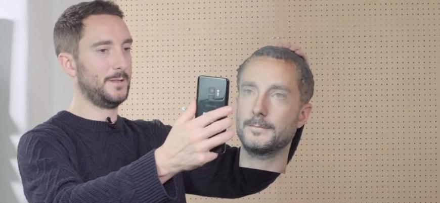'Güvenli bir telefon için yüz tanıma özelliğini kullanmayın'