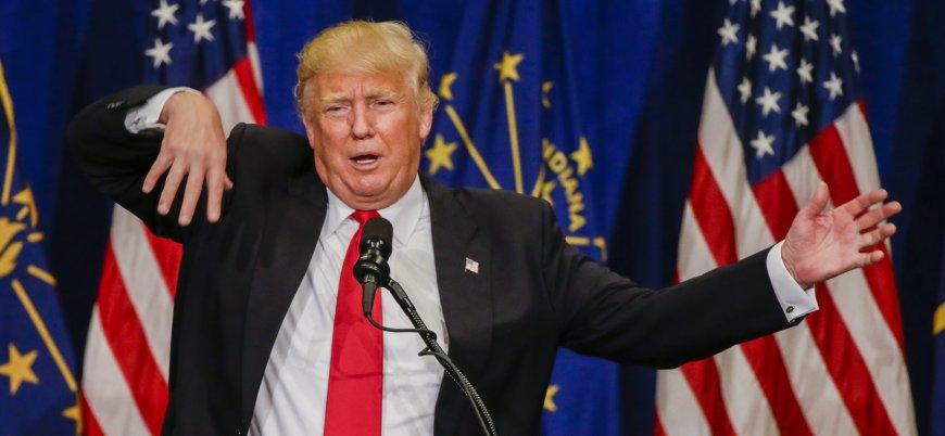 Trump: Askerlerimiz çekiliyor ama bu çabuk olacak demedim