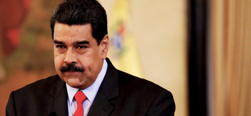 Maduro: Başkanı olduğum hükümet görevine devam edecek