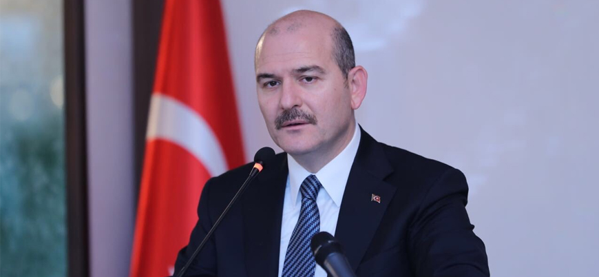 İçişleri Bakanı Süleyman Soylu'dan 'Suriyeli mülteciler' açıklaması