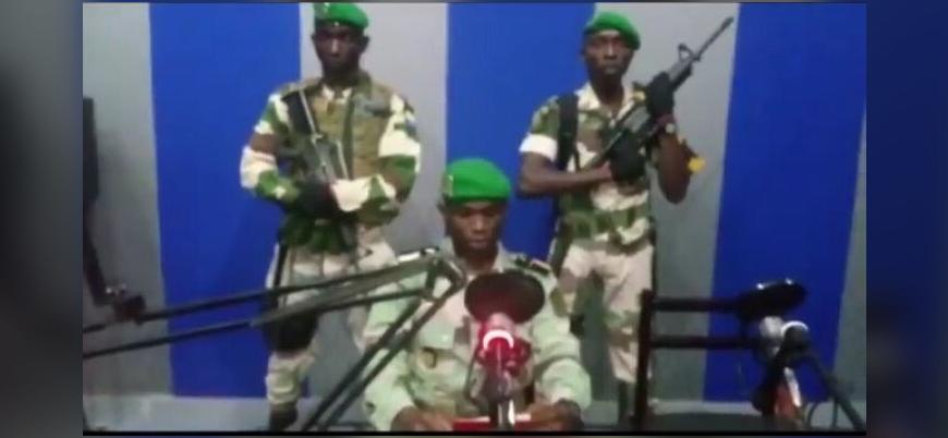 Gabon'da askeri darbe girişimi