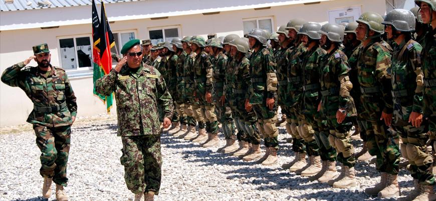 ABD ve Kabil hükümetinden Afganistan'ın kuzeyindeki Faryab'da Taliban'a operasyon