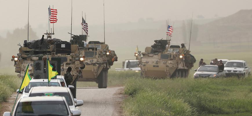 Trump'ın 'çekilme' açıklamasına rağmen ABD'nin YPG'ye yardımı sürüyor