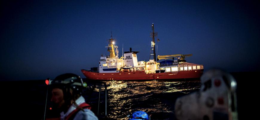 Akdeniz'de göçmenleri taşıyan tekne battı: 150 kişi kayıp