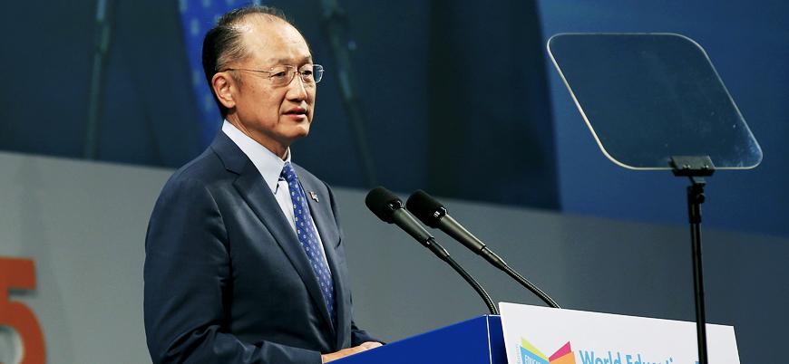 Dünya Bankası Başkanı Kim istifa etti