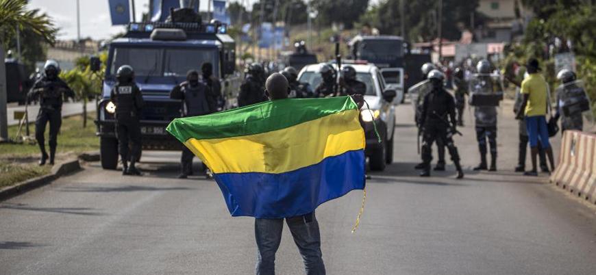 Gabon'da darbe girişiminde bulunan askerler gözaltına alındı