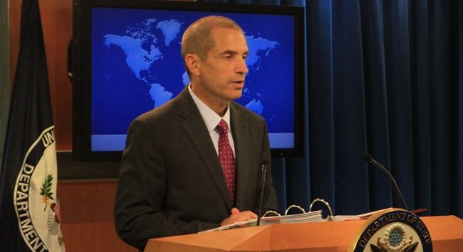 ABD: PYD sahada temsiliyeti olan bir grup