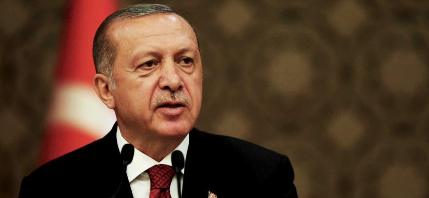 Erdoğan: Türkiye'nin Suriye'de barışın yeniden tesisi için bir planı var