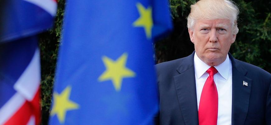 Trump yönetimi AB delegasyonunun diplomatik statüsünü düşürdü