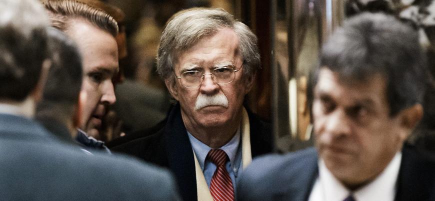 Erdoğan'ın görüşmeyi reddettiği Bolton Türkiye'den ayrılıyor