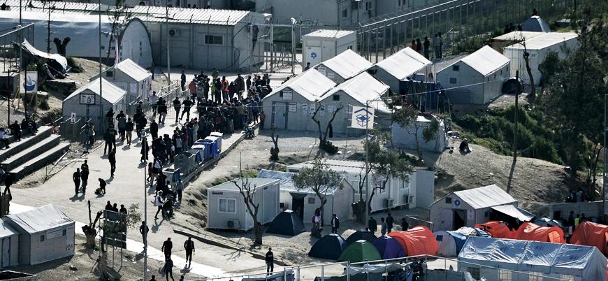 """Yunanistan'a mülteci tepkisi: """"Hamile kadınlar ve çocuklar kaderlerine terk ediliyor"""""""