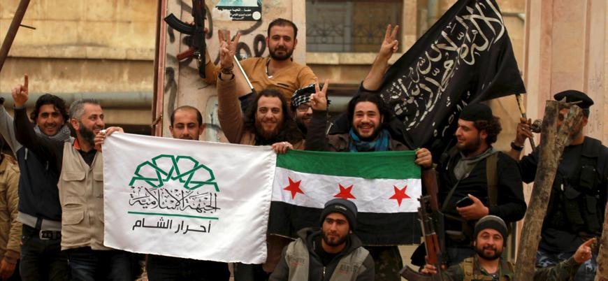 Suriye'nin kuzeyinde muhalif gruplar anlaştı: Tüm bölgeler Kurtuluş Hükümeti'ne devredildi
