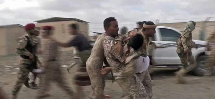 Yemen'de 5 yabancı patlayıcı uzmanı öldü
