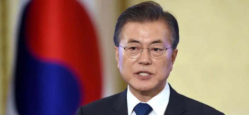 Güney Kore lideri: Kuzey Kore çözüm için çabalamalı