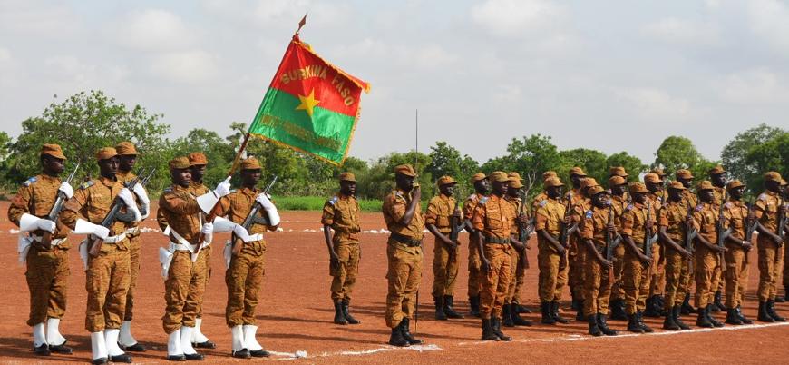 Saldırıların sıklaştığı Burkina Faso'da yeni genelkurmay başkanı göreve başladı