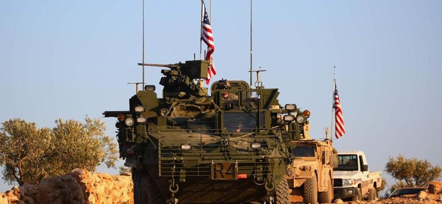 ABD birlikleri Suriye'den çekilmeye başladı
