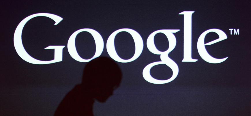 Google'a 'cinsel tacizi örtbas etme' davası